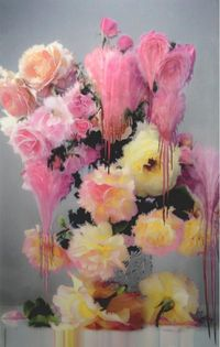 art paintings, flower paintings and nick knight.
