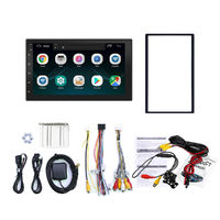 7 Inch 2 Din for Android 8.1 Car Radio Stereo Auto MP5 MP3 Player Quad Core 1+16G GPS Touch Screen bluetooth Wifi FM