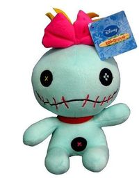 I love it when Disney does stuff like this. This is Scrump - the doll Lilo makes for herself when she can't afford to buy one. Of course it's a plushie. It tickles the same spot as the Toy Story-themed Mr. Potato Head accessories. And the fact tha...