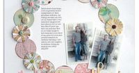 scrapbooking - Click image to find more DIY & Crafts Pinterest pins