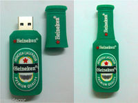 US 8GB Heineken model USB 2.0 Flash Memory Stick Pen Drive High Qualtiy (JD086)
