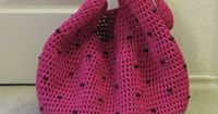 �˜€CQ Ravelry: KAshmores Watermelon Market Bag. Pattern here: http://www.ravelry.com/patterns/library/market-bag-60551 #crochet 5/17/13