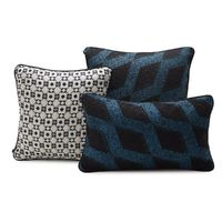 Echo Lagoon Pillows by Le Jacquard Français $89.00