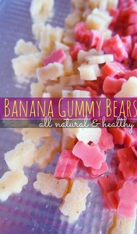 Organic homemade fruit snacks - lots of different flavor options and one batch makes a good amount of fruit snacks.