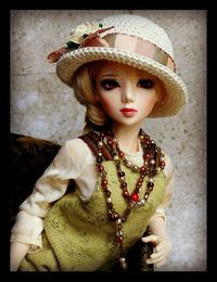 Joséphine .... by Essential Resinescence, via Flickr