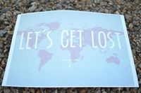 travel quotes, travel and maps.