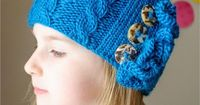 The Meisje Hat PDF Knitting Pattern by TheEliMonster on Etsy