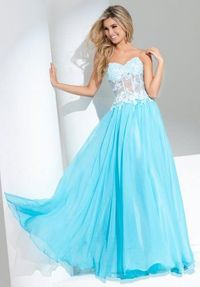 Tony Bowls 115573 Long Lace Prom Dresses for Cheap