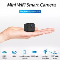 Wireless Smart WIFI HD Camera Home Mini IR Night Vision Motions Detection