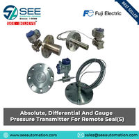 Absolute, Differential And Gauge Pressure Transmitter For Remote Seals | Seeautomation & Engineers
