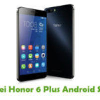 Find out the tutorial with step by step instructions to Huawei Honor 6X Android Smartphone without the computer.