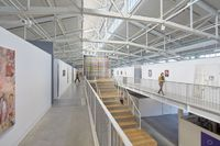 Image 13 of 25 from gallery of Fort Mason Center for Arts & Culture / LMS Architects. Photograph by Bruce Damonte
