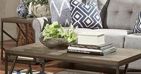 Forbes Cocktail Table Home Decor #zulilyfinds