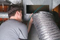 Air duct cleaning services in Dallas, Tx. The best HVAC Specialist team from Green Leaf Air. https://bit.ly/3eqESB5