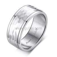 Name Engraved Wedding Band for Guys 8mm https://www.gullei.com/name-engraved-wedding-band-for-guys-8mm.html