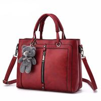 Luxury Women Leather Shoulder Hand Bag $59.37