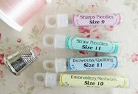 My Needles - APrimer - Pretty by Hand -