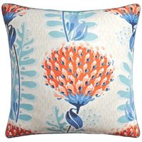 Tiverton Coral Decorative Pillow $282.00