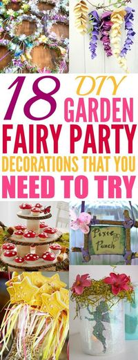 Need help planning your Woodland Fairy Garden Party. Here is a helpful guide that helps you create the perfect DIY Fairy Party that every kid will love to have.
