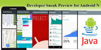 Android unveiled the developer preview for the N release of Android in the second week of March. Compared to the earlier versions, this one got an early developer preview release, thus giving developers enough time to review and provide their feedbacks.
