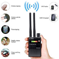 Multi-function GPS Detector GSM Audio Bug Finder RF Tracker RF Detector Anti-eavesdropping