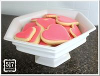 Always on the lookout for the best-The best sugar cookie recipe ever (and a great glaze icing recipe!)