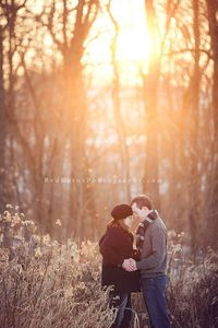 Jenny+Mike | Winter Maternity Session | Red Lotus Photography Blog