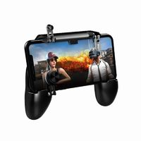 Cellphone Game Trigger Mobile Game Controller for PUBG Compatible L1R1 Joystick $8.97