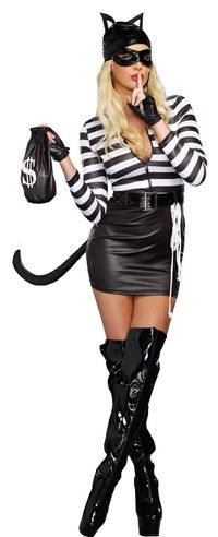 Cat Burglar Adult Costume Xlarge $44.91 https://costumecauldron.com
