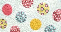 Will It Go Round In Circles? ~ Free Quilt Pattern and Tutorial ~ Part 1 - The Cottage Mama