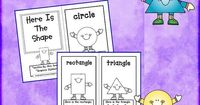 Kindergarten cute math book