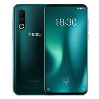 Meizu 16s Pro 6.2 inch 48MP Triple Rear Camera NFC 6GB RAM 128GB ROM Snapdragon 855 Plus Octa core 4G Smartphone