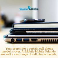 Mobile Mobile orlando company is best service provider for mobile phone , Pc Repair, screen repair and tablets repair services. We have knowledgeable team which can repair your cell phone within seconds if the issue is minor.see: http://mobilemobileorland...
