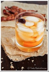 Brown Sugar Bacon Old Fashioned   The Marvelous Misadventures of a Foodie