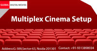 Global Digital Movies Presents Multiplex Cinema Setup to create a profitable customize solutions with his customers and also business partners. We offers a wide range of Multiplex, Cinema Hall Setup in India with the affordable prices. Know more Call +91-...