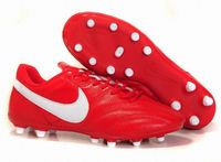 Nike The Premier FG Shoes Red White