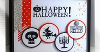 Halloween Hello, Stampin' Up