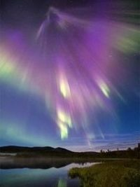 By: Mike Wall Published: 09/04/2012 06:23 PM EDT on SPACE.com The northern lights erupted in a stunning display Monday night (Sept. 3) after a r...