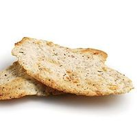 These crackers can be stored in an airtight container for up to three days.