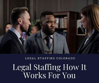 A law firm staffing solution allows getting hired in a law firm or corporation that search for the best candidates. The legal staffing agency aims to provide skilled and experienced legal professionals.