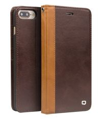 Western leather case for iPhone 7/7 Plus by qialino