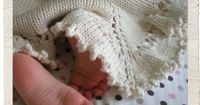 Purl Dreams Blanket in Heirloom Stitches from Heirloom Stitches at The Loopy Ewe ($6.00)