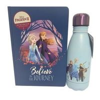 Officially licensed Frozen 2 merchandise by Half Moon Bay Online bundle exclusive to Half Moon Bay Shop Features two of our most popular Frozen 2 products Fantastic value gift bundle for Frozen 2 fans Introduce a little Disney magic into a loved one&r...