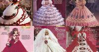 CROCHET, Barbie Dresses pattern http://knits4kids.com/collection-en/library/album-view?aid=8028