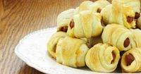 Pigs in a blanket recipe for Super Bowl Sunday