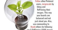 A collection of the best tips for increasing your brand awareness and marketing on Pinterest.