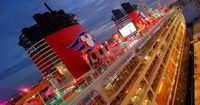 Carnival cruises are ships that starts off from some point in the see and to take you to your destin