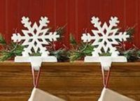 Christmas Stocking Holders For Mantle