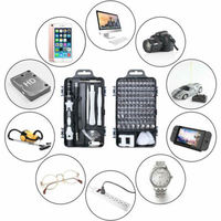 110 in 1 Magnetic Srew Driver Multi-function Precision Screwdriver Set Repair Tool for Digital Products Computer PC Phone Glasses