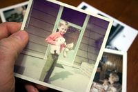 By Pattie Knox digital technology is a boon for scrapbooking 25-year-old photos Are you a child of the 1960s? Did you grow up in the 70s or 80s? Hard as it may